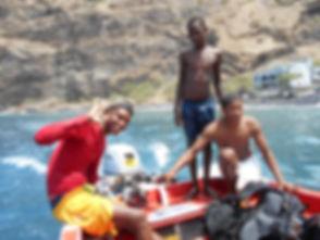 club plongee cap vert santa antao scuba diving
