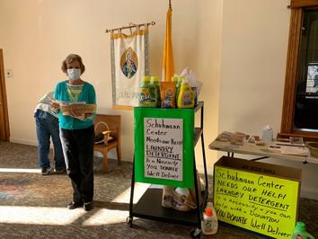 Schuhmann Center Donations