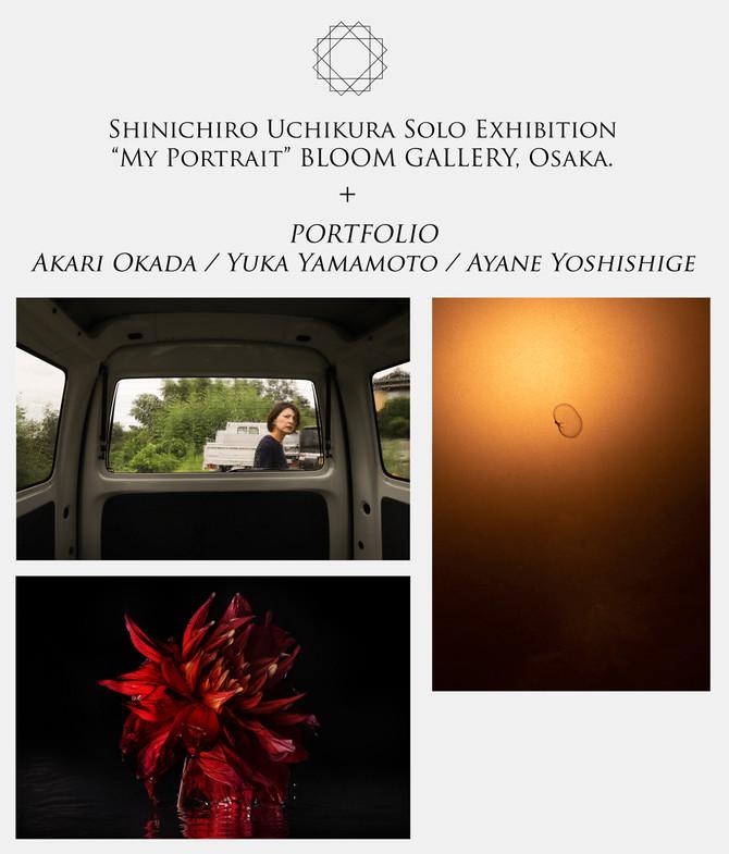 -3名の写真家によるポートフォリオ展-  山本優花/岡田あかり/芳重綺音