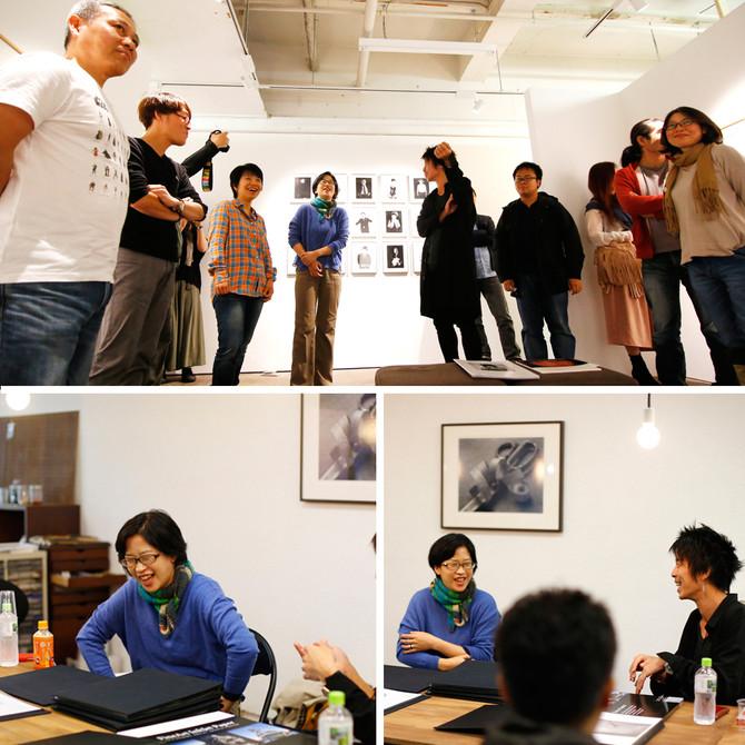写真研究者 小林美香×写真家内倉トークイベント