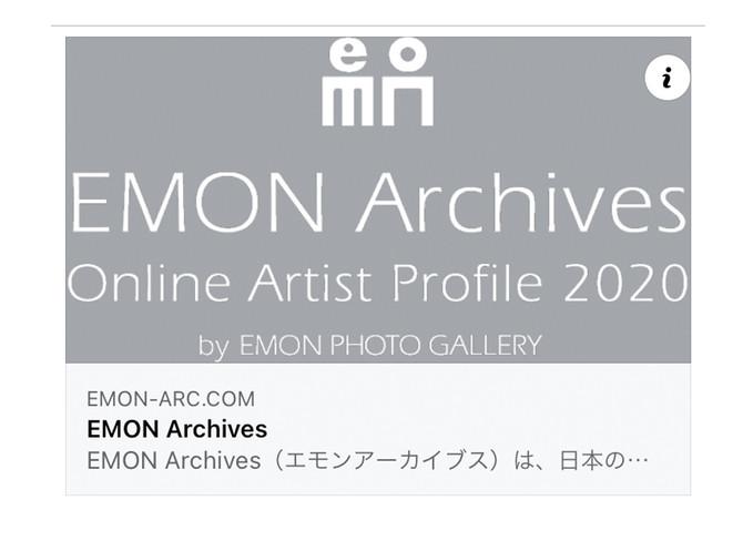 EMON Archives / 2021・SHINICHIRO UCHIKURA