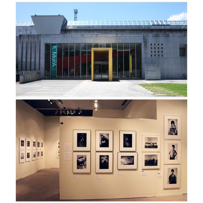 清里フォトアートミュージアム展示風景