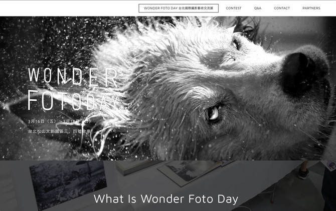 """Wonder Foto Day2018""""犬の戦士団"""""""