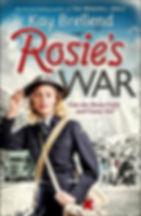 kay brellend, rosies war, book cover