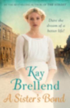 kay brellend, a sister's bond, book cover
