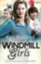 Kay Brellend, the windmill girls, book cover