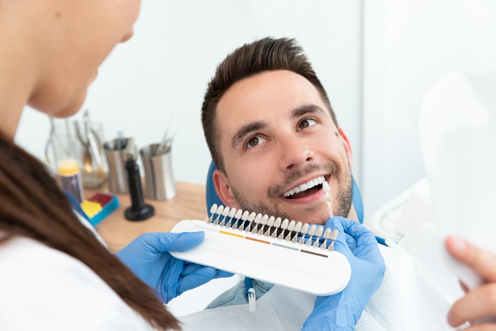 match-tooth-colour-dentist-dental-teeth-smile-male-man-implant-white-teeth