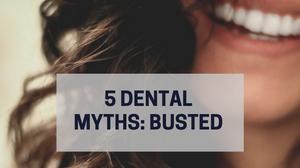 dental myths misconceptions facts teeth