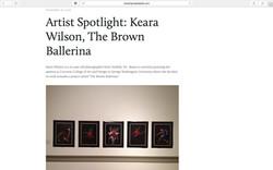 Brown Girls Do Ballet Article