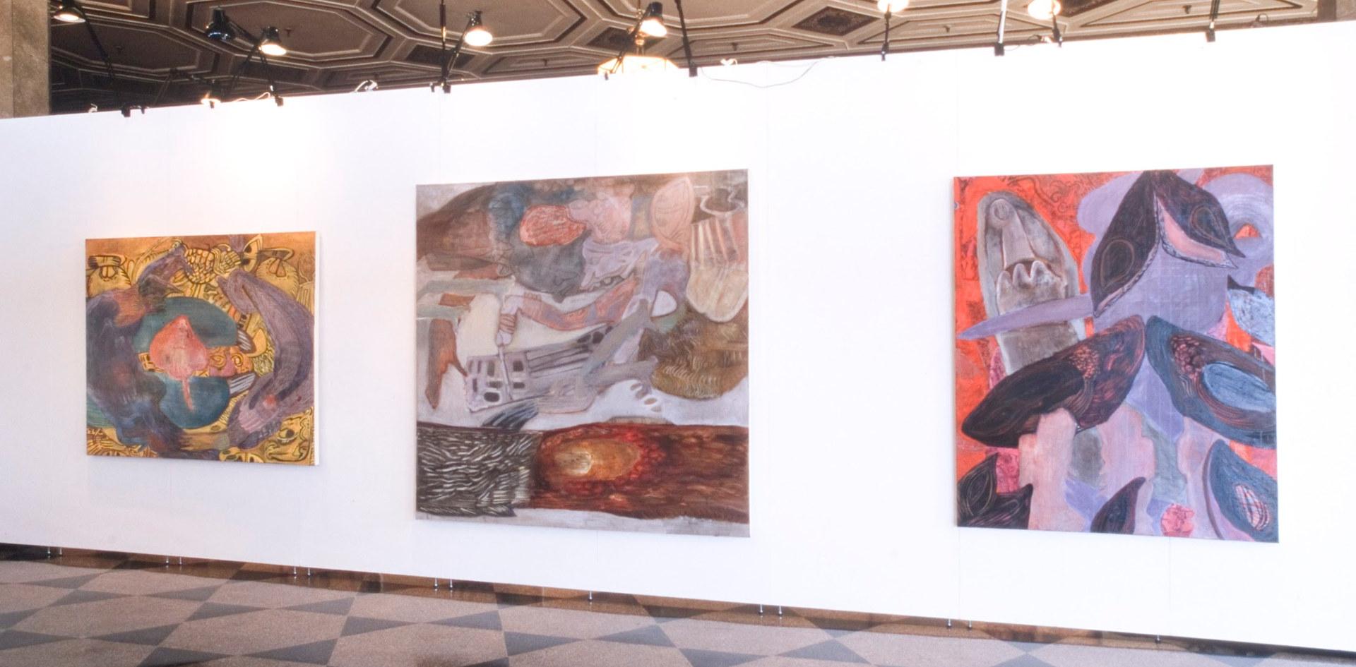 808 Gallery Boston, MA 2008
