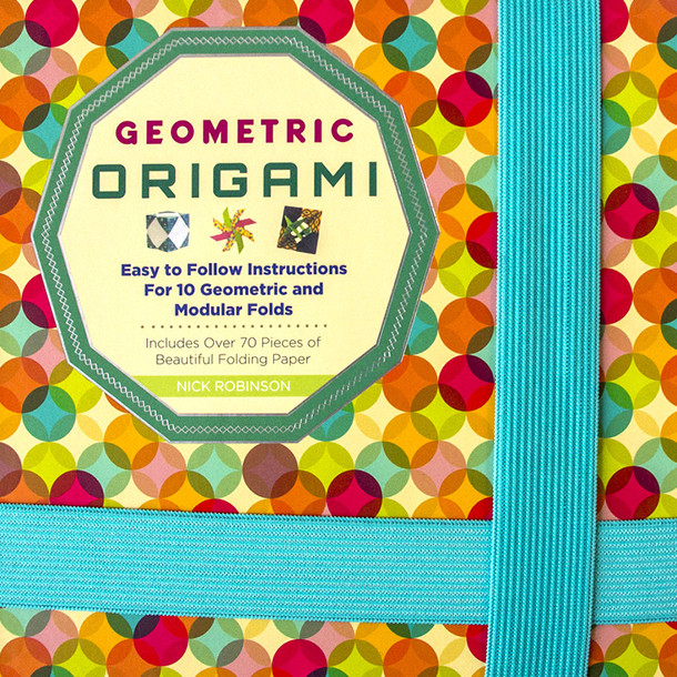 """Geometric Origami"" by Nick Robinson"