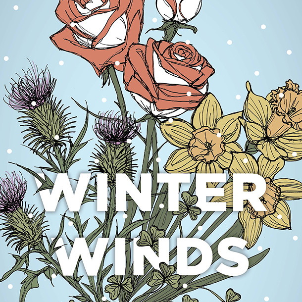 """""""Winter Winds"""" Promo Material"""