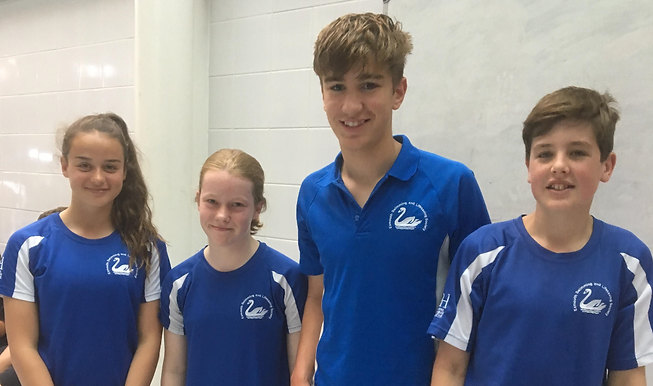 Swimmers do the club proud at Devon County Development and Sprint galas