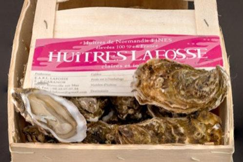 Huîtres Fines Normandes de Blainville, No 2