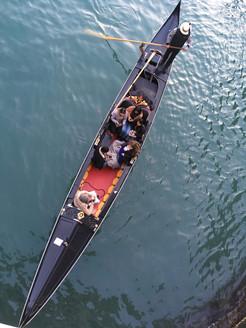 Gondala, Venice
