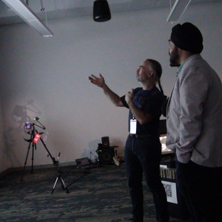 Discussing the Red Dot Prompter