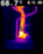 Using Infrared Camera in homeinspection