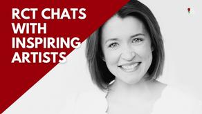 A Conversation with #InspiringArtist Nicole Weber