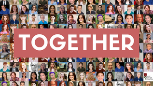 Introducing the Cast of TOGETHER a Virtual Musical Revue