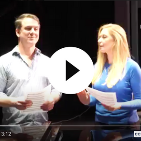 An Exclusive Behind the Scenes Look At Rehearsals for Waiting in the Wings: The Musical!