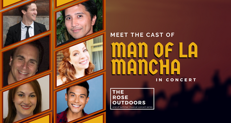 The Cast of Man of La Mancha in Concert