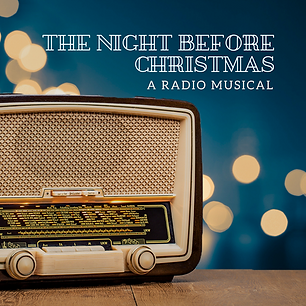 The Night Before Christmas a Radio Music