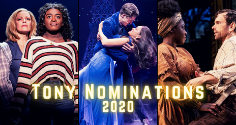 2020 Tony Award Nominations: Jagged Little Pill, Moulin Rouge!, Slave Play Lead the Way