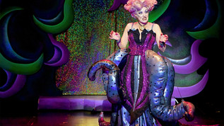 Disney's Darling Mermaid Makes Deal with Evil Sea-Witch