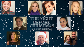 Meet the Cast of The Night Before Christmas a Radio Musical