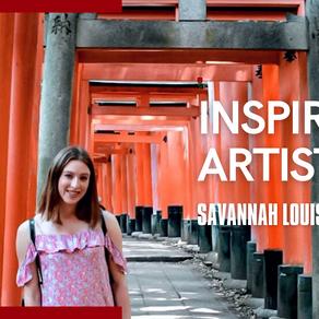 A Conversation with Inspiring Artist, Professional Dancer, and Aerialist Savannah Louis
