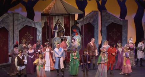 Robin Hood and the White Arrow - Sizzle Reel from the Orange County Theater Premiere