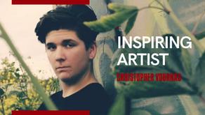 A Conversation with Inspiring Artist Christopher Vournas