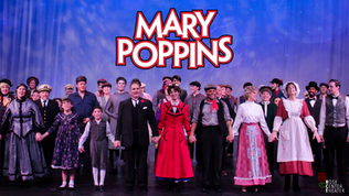 Mary Poppins Ends Its Run With A Sold Out House