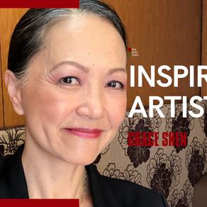 A Conversation with Inspiring Artist Grace Shen