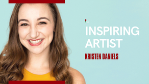 A Conversation with Inspiring Artist Kristen Daniels