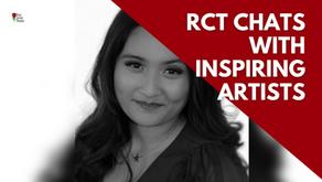 A Conversation with #InspiringArtist Olivia Aniceto