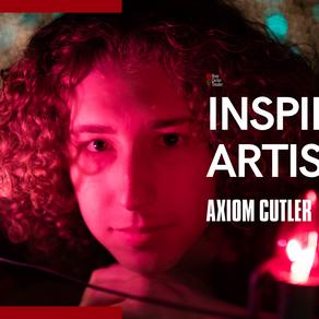 A Conversation with Lighting Designer & Inspiring Artist, Axiom Cutler