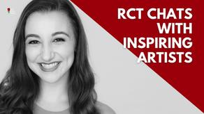 A Conversation with #InspiringArtist Kristen Daniels