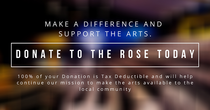 MAKE A DIFFERENCE, SUPPORT THE ARTS, AND