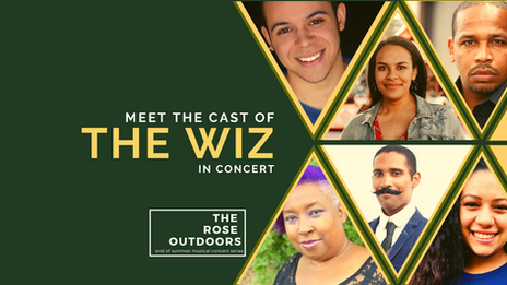 The Cast of The Wiz in Concert