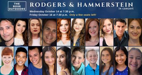 SNEAK PEEK: Music from Rodgers & Hammerstein in Concert
