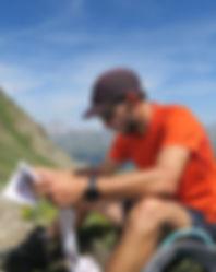 Accompagnateur en montagne randonnée