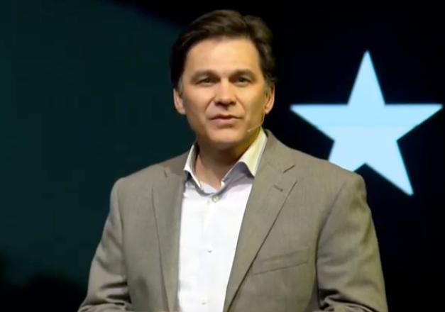 Miles Corak Ted Talk on Child Voting