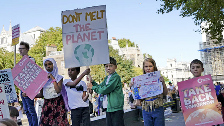 How children are taking European states to court over the climate crisis – and changing the law