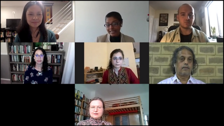 """Video from """"Racism and Casteism in Light of Childhoods"""" Colloquium"""
