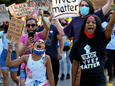 Supporting the Black Lives Matter Movement