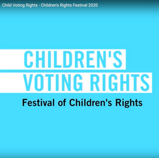 Amnesty International UK, Children's Human Rights Network, Discussion of Voting Rights