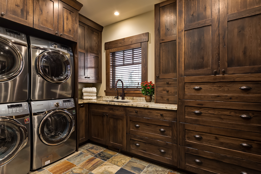Main Laundry Room