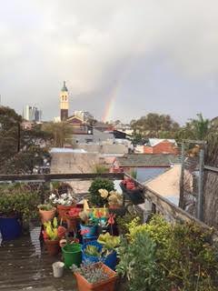 Follow the rainbow to Sacred Heart Church.jpg