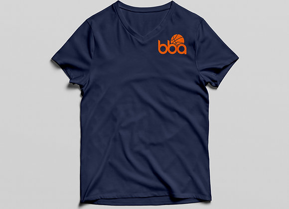 BBA V Neck in Navy